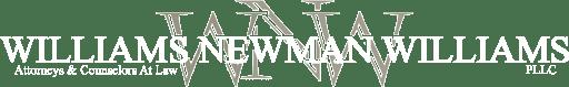 Williams Newman Williams, PLLC